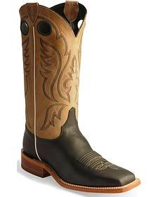 Justin Bent Rail Cowboy Boots