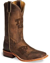Nocona Texas Christian University College Boots at Sheplers