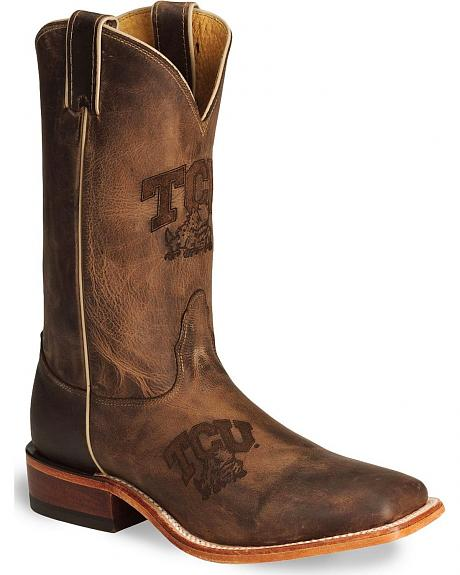 Nocona Texas Christian College Boots