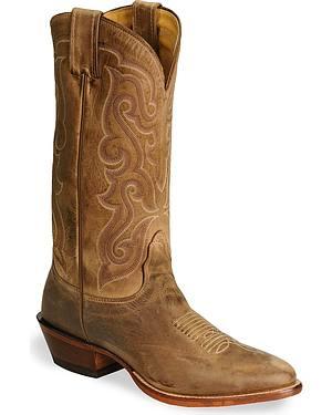Nocona Legacy Series Vintage Cowboy Boots - Medium Toe