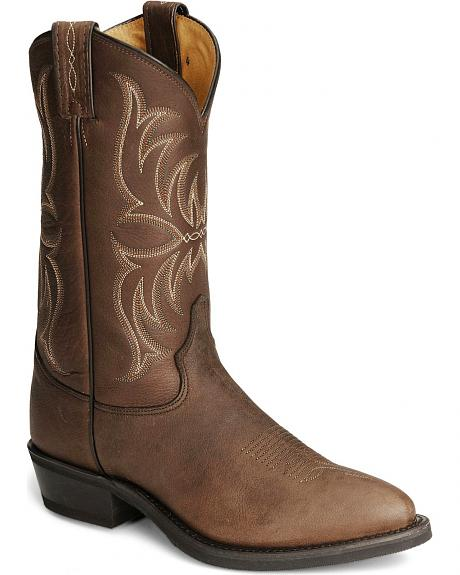 Tony Lama Americana Western Boots - Medium Toe