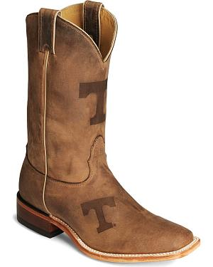 Nocona Tennessee Volunteers College Boots - Square Toe