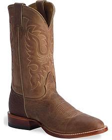 Nocona Legacy Series Vintage Cowboy Boots - Round Toe