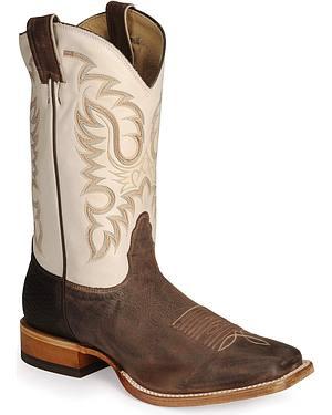 Nocona Legacy Series Vintage Cowboy Boot - Square Toe