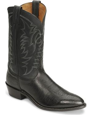 "Tony Lama 12"" Conquistador Shoulder Boot - Medium Toe"