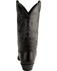 Justin Stampede Deertan Cowboy Boots - Snip Toe at Sheplers