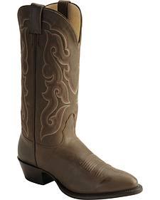 Nocona Legacy Calfskin Cowboy Boots - Medium Toe