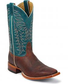 Nocona Legacy Zulu Cowboy Boots - Square Toe