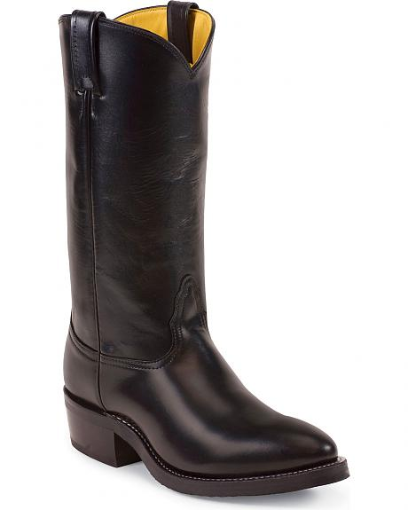 Nocona Veal Cowboy Boots - Medium Toe