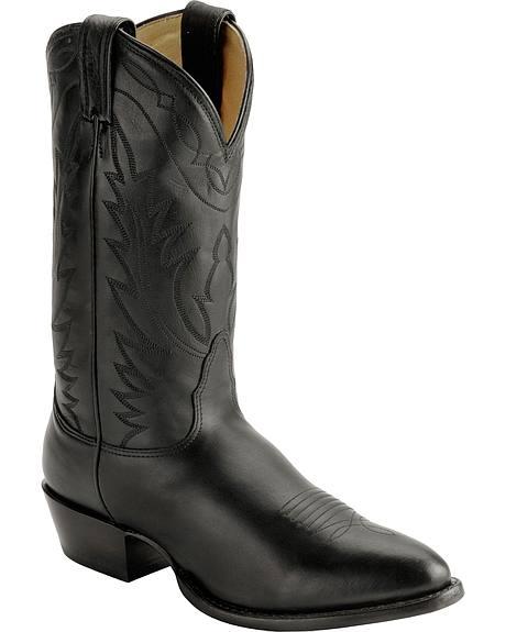 Nocona Deertan Cowboy Boots - Medium Toe