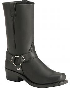 Boulet Motorcycle Harness Boots