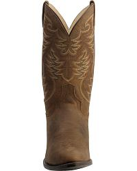 Red Ranch Distressed Mignon Cowboy Boots at Sheplers