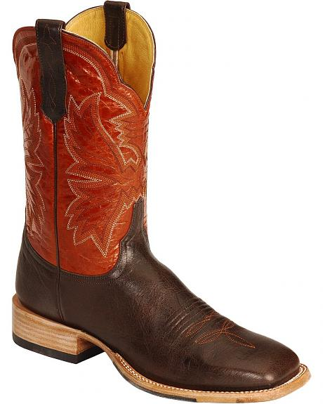 Cinch Classic Western Renegade Cowboy Boots - Square Toe
