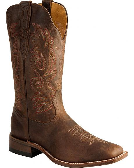 Boulet Rider Cowboy Boots - Square Toe