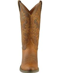 Justin Stampede Western Boots at Sheplers