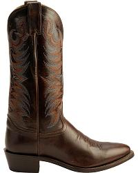 Justin Traditional Western Boots - Medium Toe at Sheplers