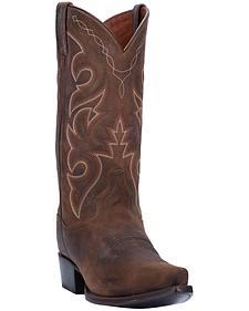 Dan Post Renegade Mignon Cowboy Boots - Snip Toe