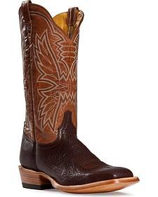 Cinch Classic Vesuvio Cowboy Boots - Square Toe