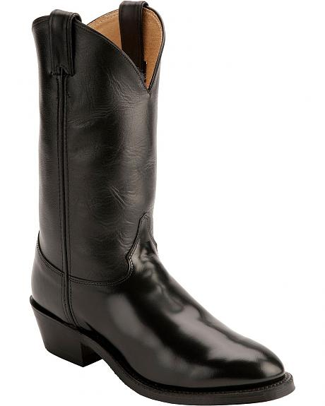 Justin Uniform Western Boots - Round Toe