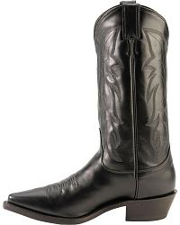 Justin Classic Western Boots - Pointed Toe at Sheplers