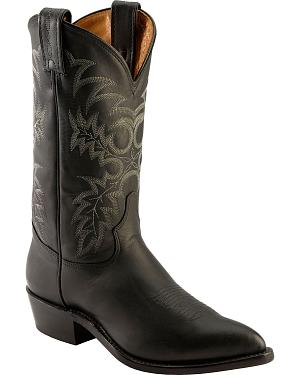 Tony Lama Americana Stallion Western Boots - Pointed Toe