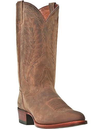 Dan Post Josh Cowboy Boots Round Toe Western & Country DP2245