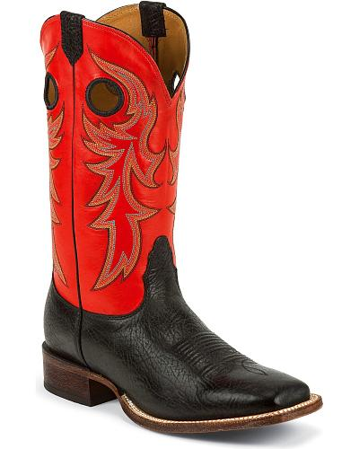 Nocona Legacy Cowboy Boots Square Toe Western & Country MD2747