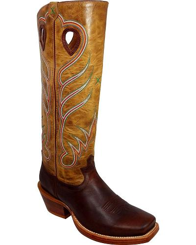 Twisted X Buckaroo Cowboy Boots Square Toe Western & Country MBKL008
