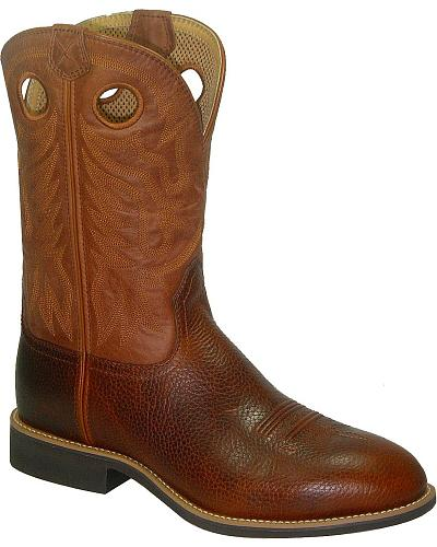 Twisted X Joe Beaver Cowboy Boots Round Toe Western & Country MCR0001