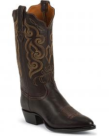 Tony Lama Signature Series Rista Calf Cowboy Boots - Medium Toe