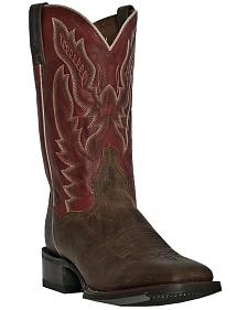 Dan Post Matheson Cowboy Certified - Wide Square Toe