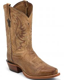 Tony Lama San Saba Cowboy Boots - Square Toe