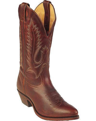 Boulet Cowboy Boots Medium Toe Western & Country 7032