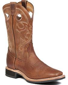 Boulet Cowboy Boots - Square Toe