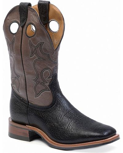 Boulet Cowboy Boots Square Toe Western & Country 9164