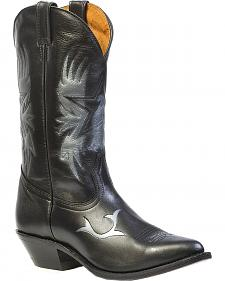 Boulet Challenger Cowboy Star Cowboy Boots