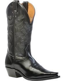 Boulet Cowboy Boots - Snip Toe