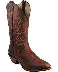 Boulet Cowboy Boots - Medium Toe