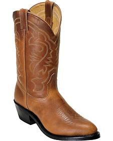 Boulet Challenger Cowboy Boots - Medium Toe