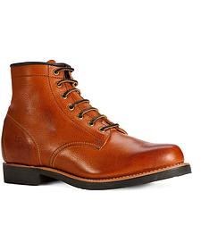 Frye Men's Arkansas Mid Lace Boots - Round Toe