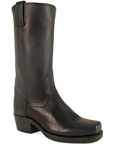 Frye Mens Cavalry 12L Boots Square Toe Sheplers