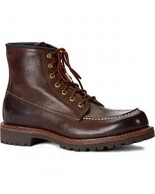 Frye Men's Dakota Mid Lace Boots - Round Toe