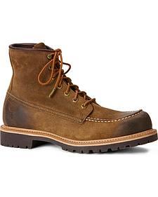 Frye Men's Dakota Mid Lace Boots - Round Toe
