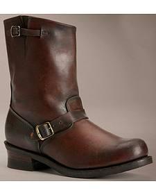 Frye Men's Engineer 12R Boots - Round Toe