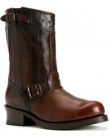 Frye Men's Engineer Americana Boots - Round Toe