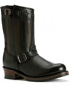 Frye Men's Engineer Americana Boots - Round Toe