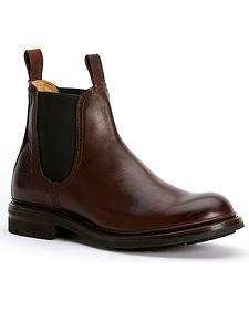 Frye Men's Freemont Chelsea Boots - Round Toe