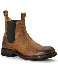 Frye Men's Freemont Chelsea Boots - Round Toe
