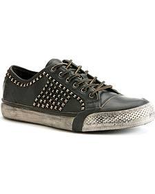 Frye Men's Greene Studded Low Shoes