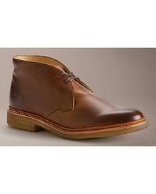 Frye Men's James Crepe Chukka Shoes